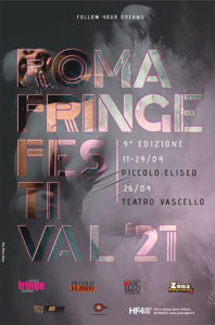 finale Roma Fringe Festival 2021